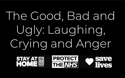 The Good, The Bad and The Ugly: Laughing, Crying and Anger